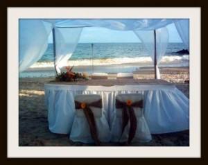 bodas en la playa.isla de margarita
