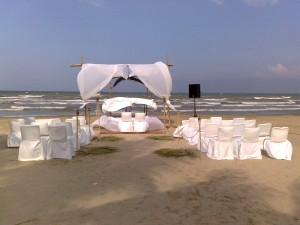 wedding planer ... bellas y espectaculares bodas en la playa