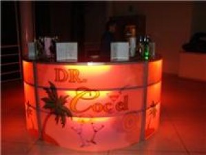 dr coctel personal profesional show flair