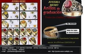 anillos de compromiso, graduacion, matrimonio, mejor calidad. caracas