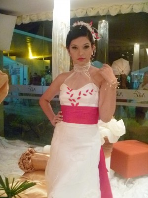 tiara, tocados y accesorios para novias