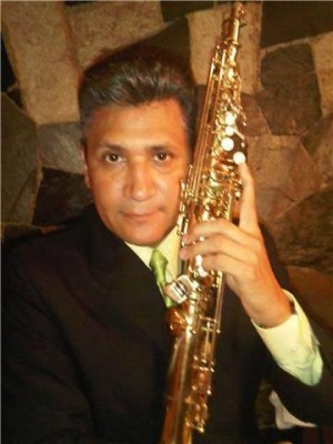 saxofonista - cantante