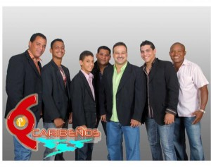 grupo bailable caribeÑos