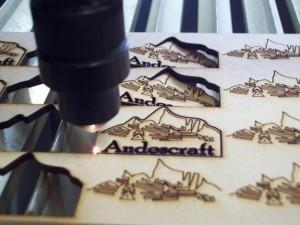 corte y grabado laser en diversos materiales