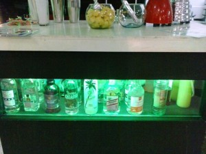 barras de cocteles, barman, bartender, tragos, barra movil