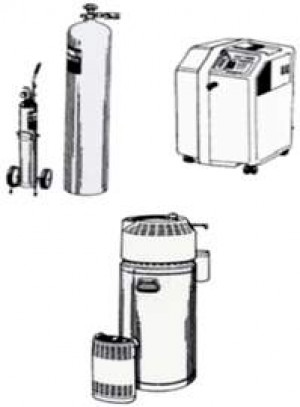 concentrador portátil de oxígeno para las personas